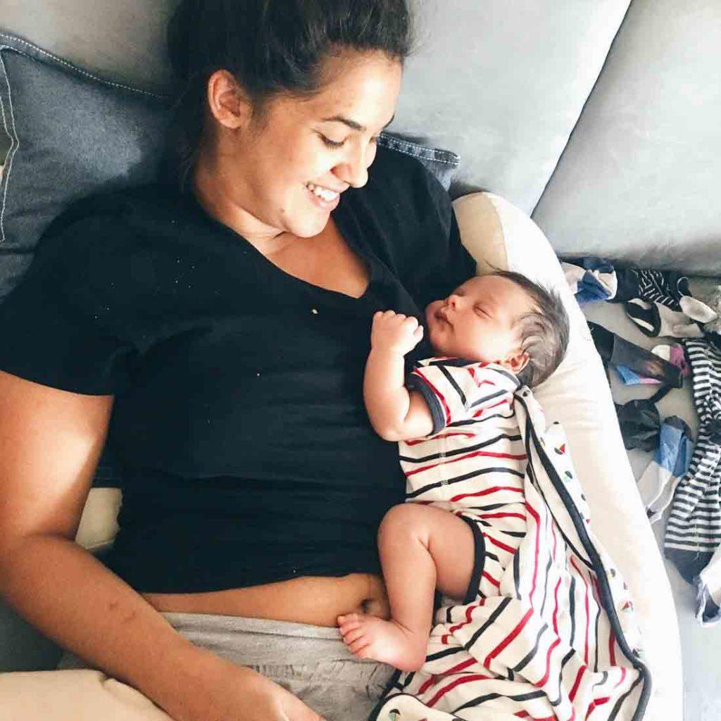 Geburtsbericht-nie wieder im Spital gebären