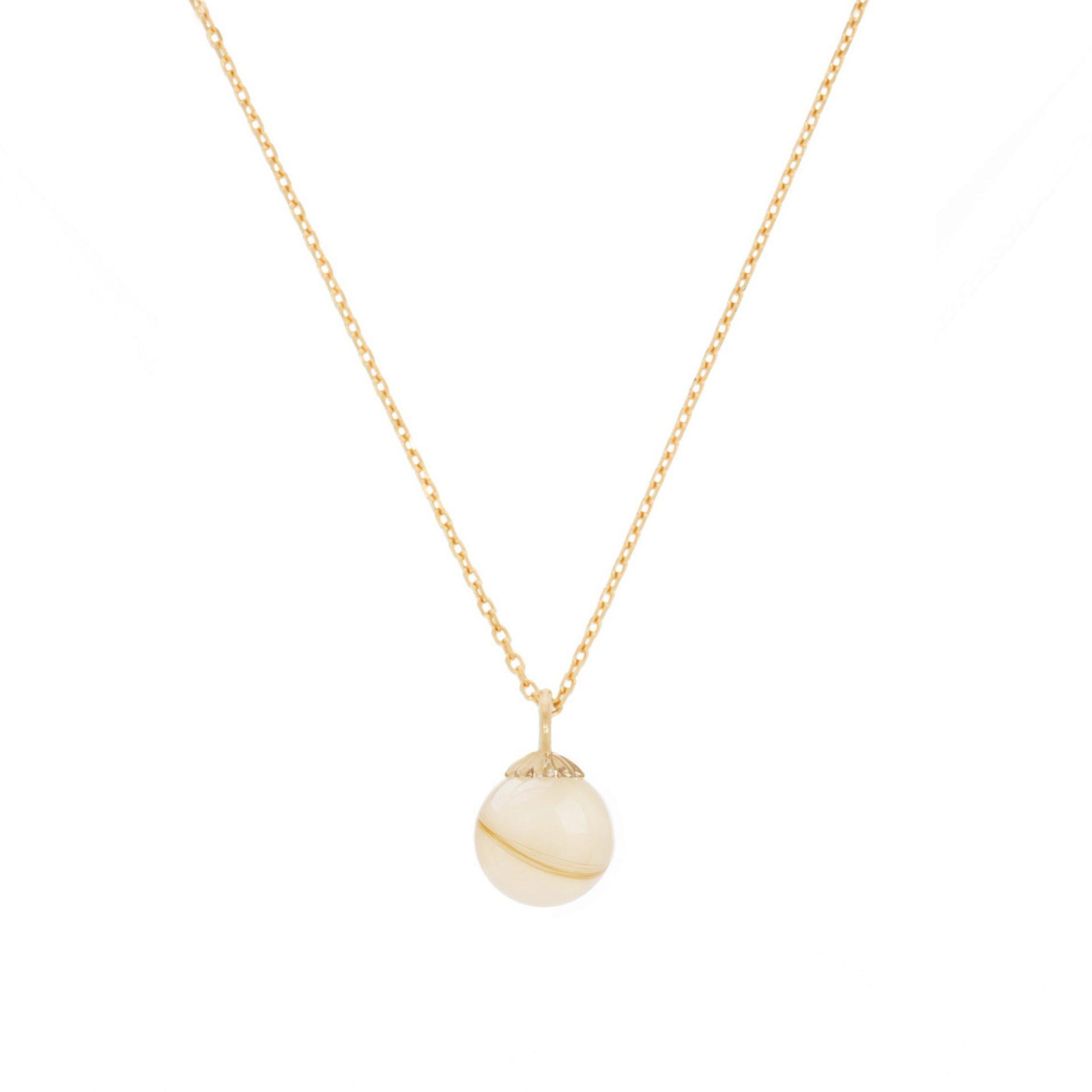 Muttermilchkette Silber Gold Stillkette