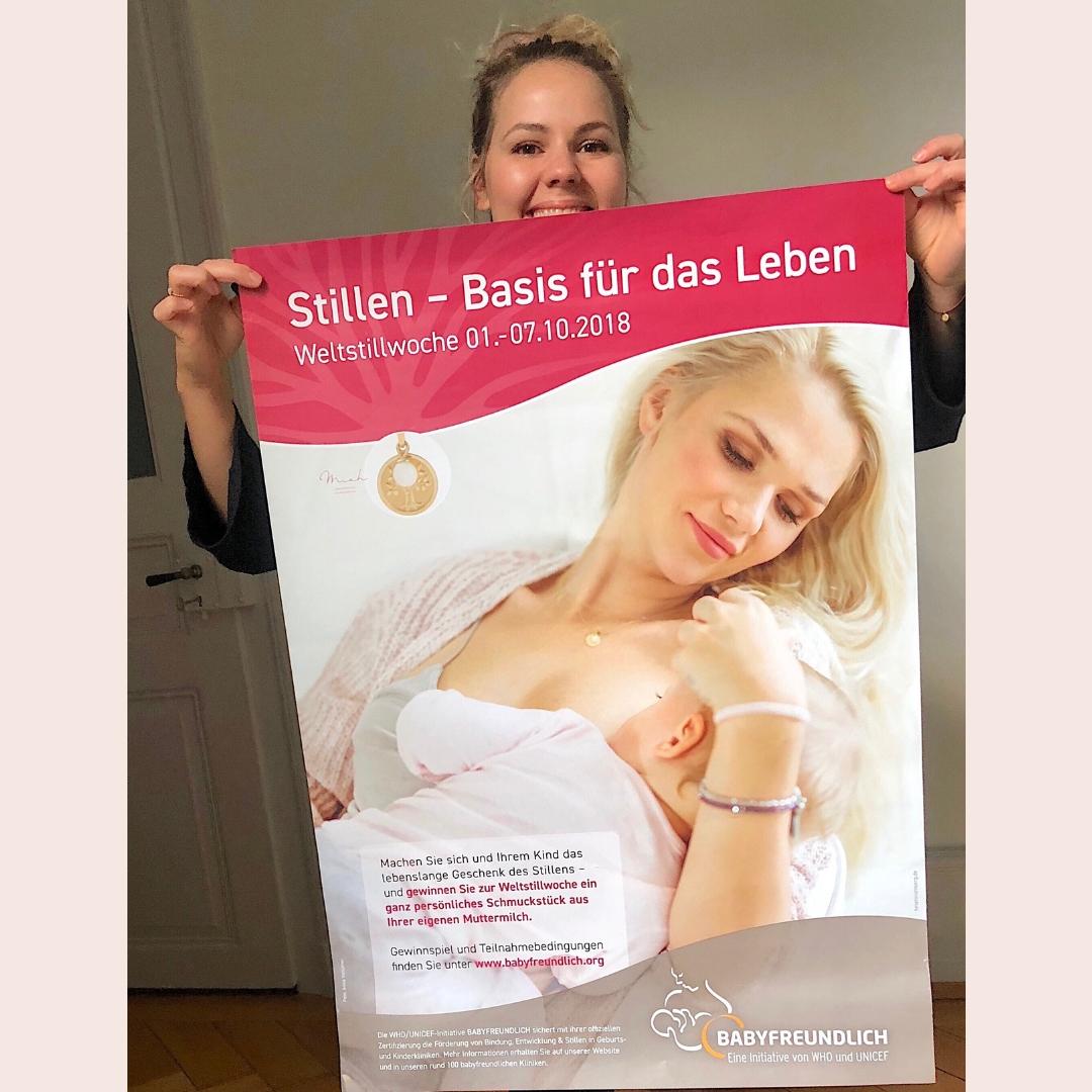 Muttermilchschmuck Schweiz Deutschland