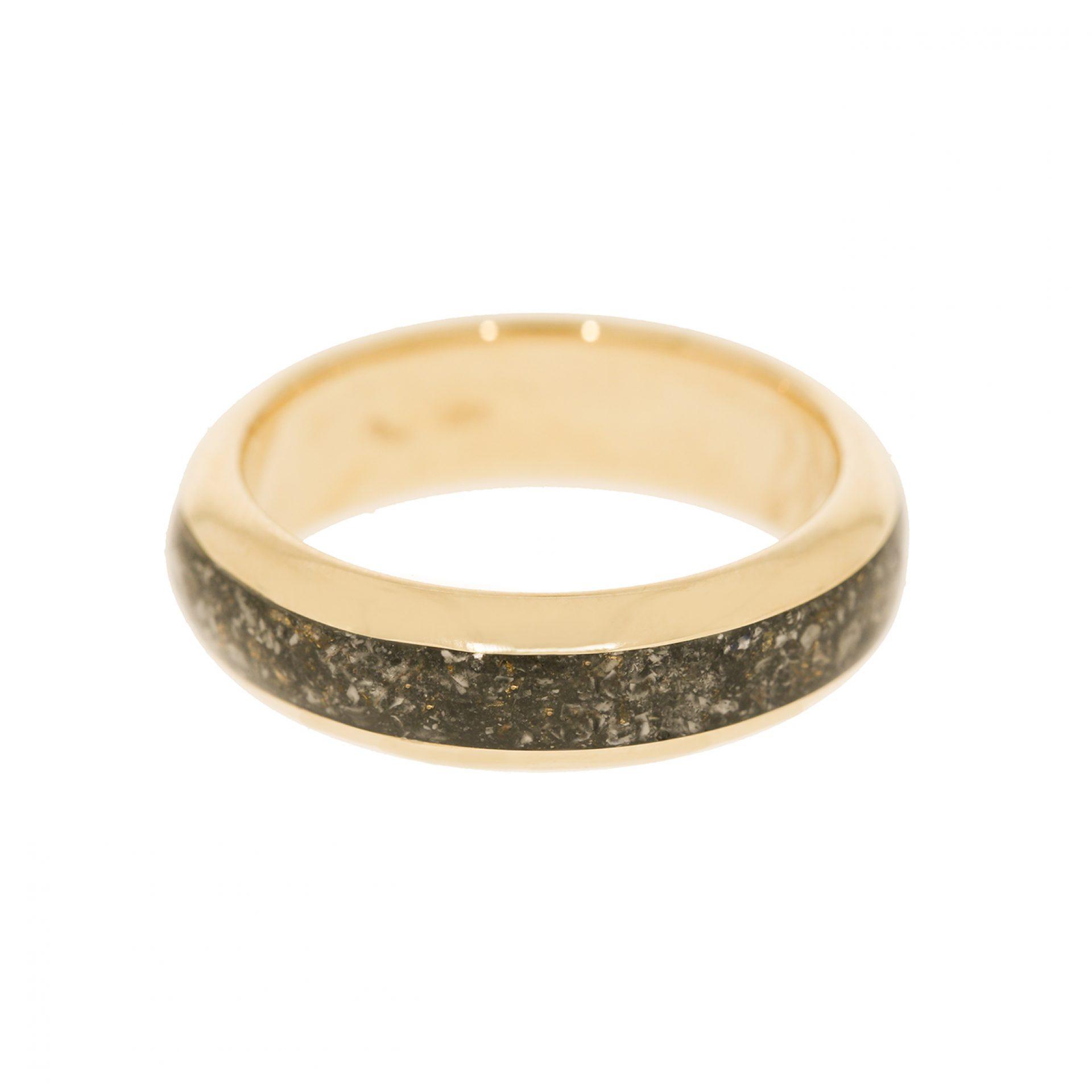 asche ring haar ring verstorbener mensch tierhaar tierasche