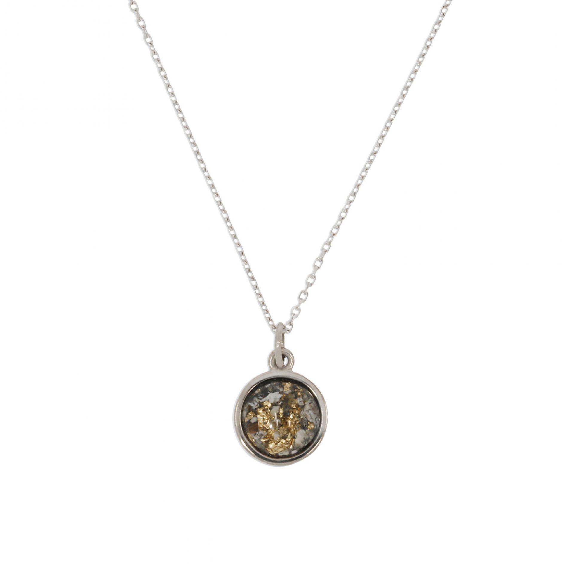 Halskette mit Asche Mensch Tier Kremationsasche