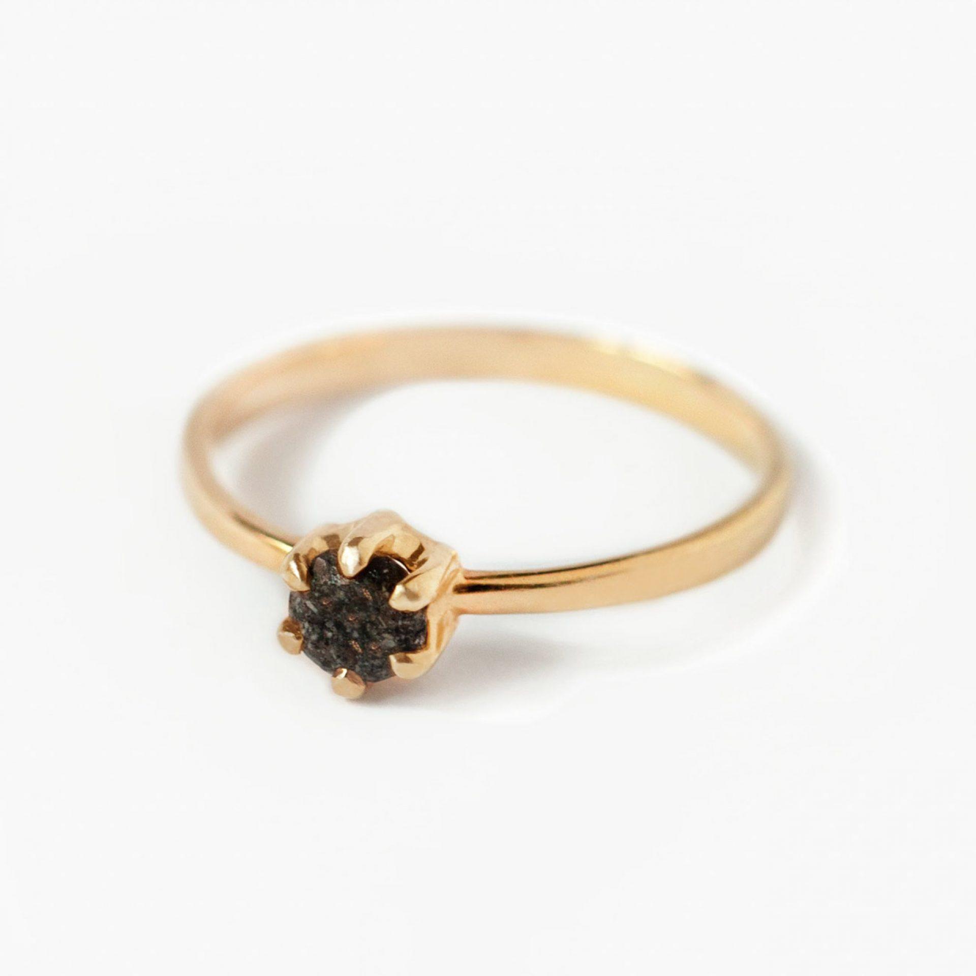 Ring aus Tierasche oder menschlicher Asche Erinnerung Schweiz Goldschmied