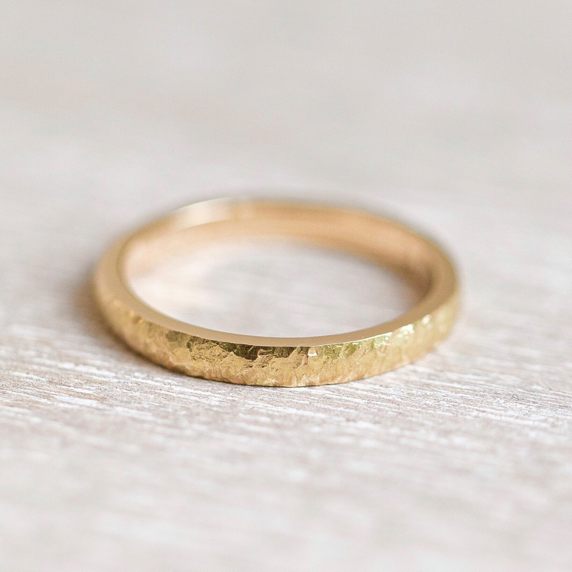 Damen Ehering filigran Gold Weissgold Rosegold