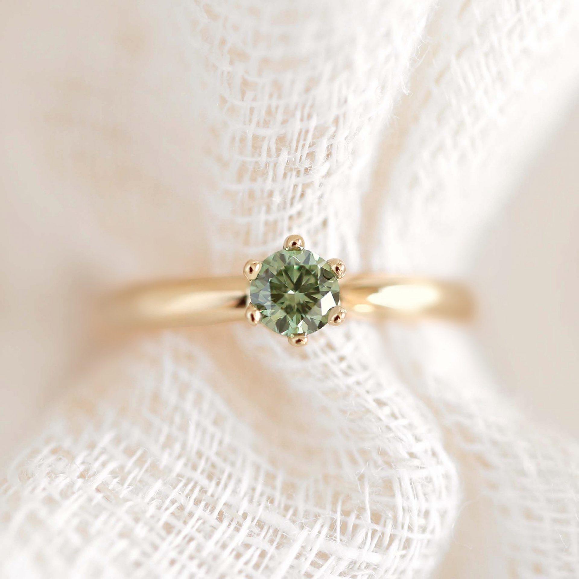 brillantring verlobungsring schweiz geschenk zur geburt ring frau